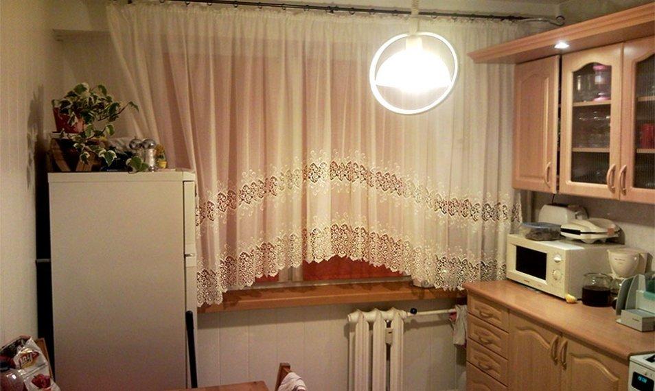 kuchnia 10m2  w Kleosinie przed wykonaniem projektu (zdjęcie)