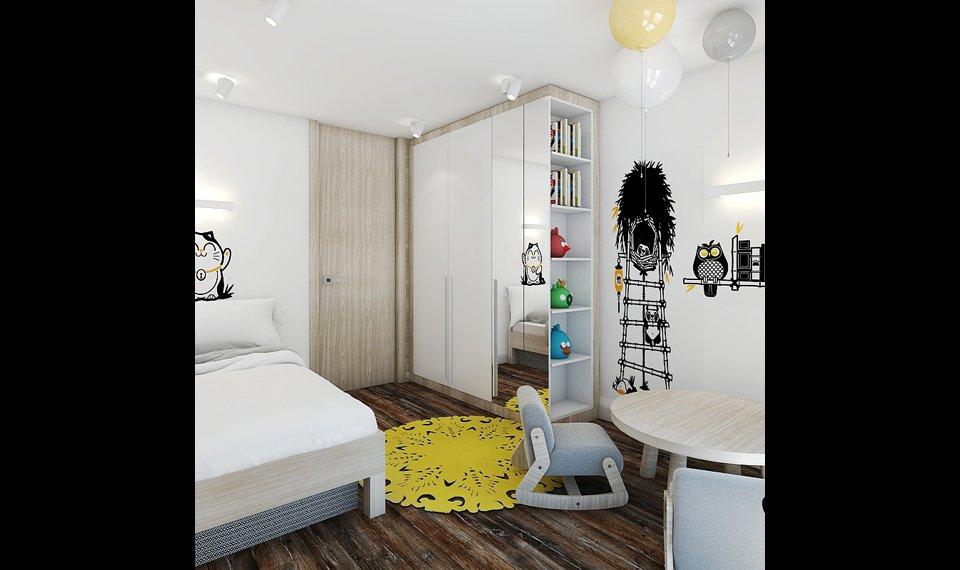 wizualizacja-sypialnia-dziewczynki-1