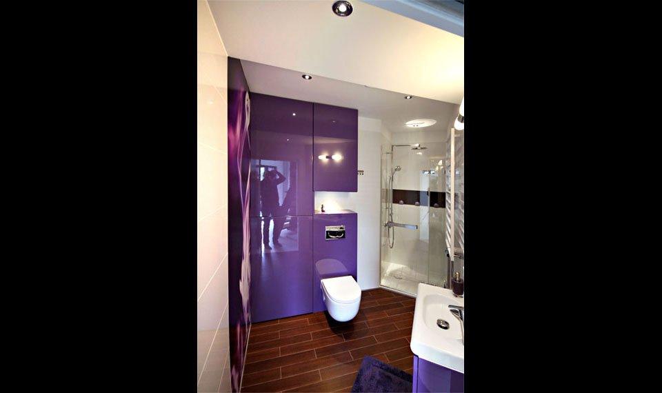 Projekt wnętrza - łazienka ogólnodostępna (zdjęcie)